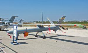 Hermes 450 UAV