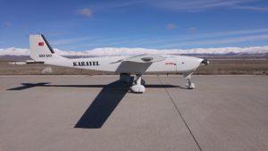 Vestel Karayel-SU UAV